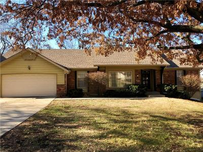 Single Family Home For Sale: 10614 Bridlespur Drive