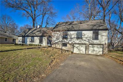 Prairie Village Single Family Home For Sale: 3608 W 84th Street