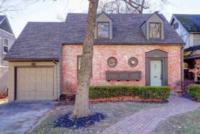 Johnson-KS County Single Family Home For Sale: 2213 W 49th Street