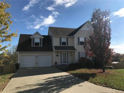Warrensburg Single Family Home For Sale: 721 Brookside Drive