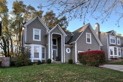 Overland Park Single Family Home For Sale: 6315 W 150th Street
