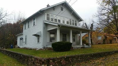 Mercer County Single Family Home For Sale: 705 Park Street