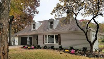 Prairie Village Single Family Home For Sale: 8001 Dearborn Drive