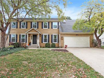 Overland Park Single Family Home Show For Backups: 9104 W 115th Street