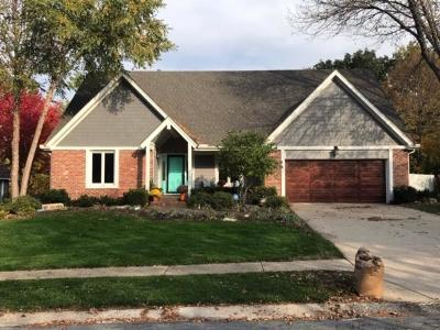 Overland Park Single Family Home For Sale: 11506 W 108th Street