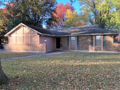 Blue Springs Single Family Home For Sale: 813 SW Liggett Road