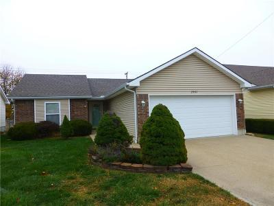 Harrisonville Single Family Home For Sale: 2901 Easton Street