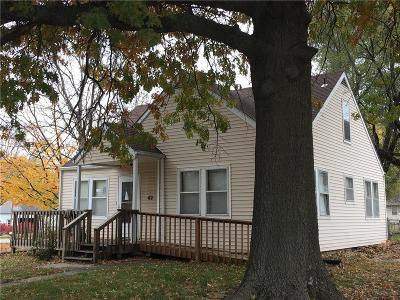 Adrian Single Family Home For Sale: 42 W Main Street