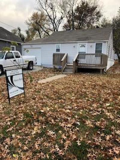 Bonner Springs Single Family Home For Sale: 418 Allcutt Avenue
