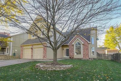 Olathe Single Family Home For Sale: 15703 W 145th Terrace