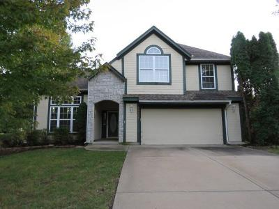 Olathe Single Family Home For Sale: 18157 W 155th Terrace