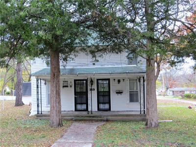 Bates County Single Family Home For Sale: 113 S Olive Street