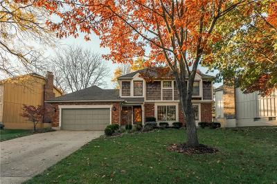 Overland Park Single Family Home For Sale: 11709 W 108th Street