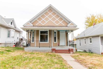 St Joseph Single Family Home For Sale: 2611 Duncan Street