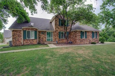 Shawnee Single Family Home For Sale: 5619 Richards Drive