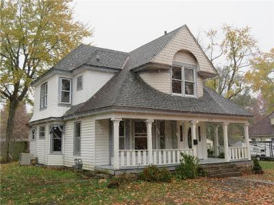 Odessa Single Family Home For Sale: 206 N Wells Street