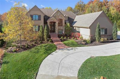 Leawood Single Family Home For Sale: 11118 Alhambra Street