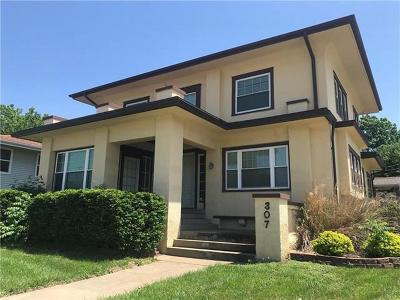 Warrensburg Single Family Home For Sale: 307 S Holden Street