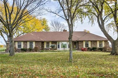Single Family Home For Sale: 18009 Old Bb Highway