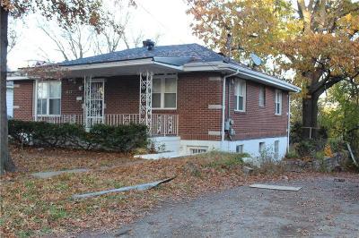 Kansas City Single Family Home Show For Backups: 1017 N 32nd Street