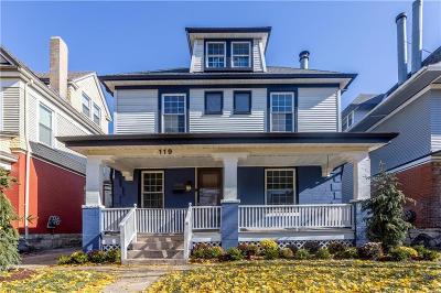 Kansas City Single Family Home Show For Backups: 3119 Charlotte Street