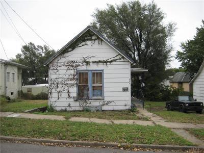 Buchanan County Single Family Home For Sale: 809 S 20 Street