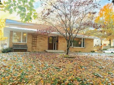 Buchanan County Single Family Home For Sale: 2032 Lovers Lane