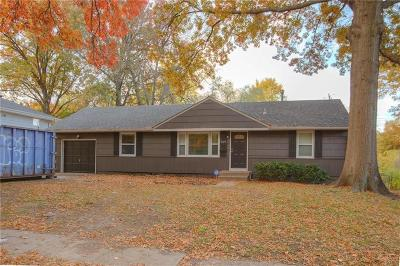 Raytown Single Family Home For Sale: 9609 E 80th Terrace