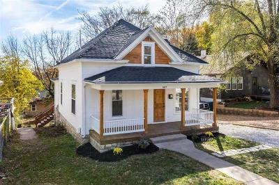 Excelsior Springs MO Single Family Home Show For Backups: $110,000