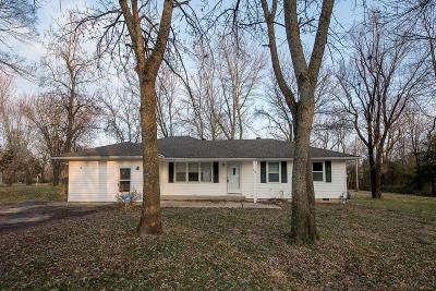 Cass County Single Family Home For Sale: 213 N Main Street