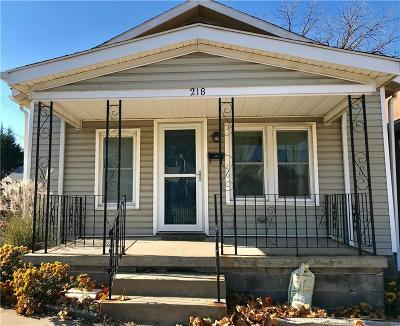Kansas City Single Family Home For Sale: 218 S 8th Street