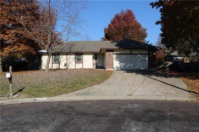 Belton Single Family Home For Sale: 407 Airway Circle