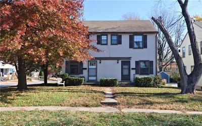 Kansas City Multi Family Home For Sale: 7201 Wyandotte Street