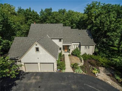 Leawood Single Family Home For Sale: 9310 State Line Road