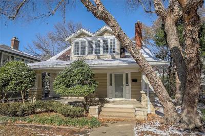Kansas City Single Family Home For Sale: 446 W 63rd Street