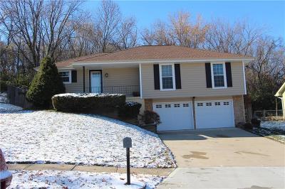 Liberty MO Single Family Home For Sale: $170,000