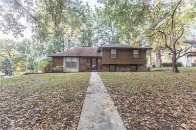 Leavenworth Single Family Home For Sale: 1135 Limit Street