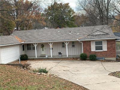 Kansas City Single Family Home For Sale: 7611 E Gregory Boulevard