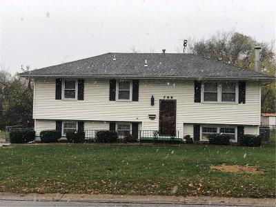 Lee's Summit Single Family Home For Sale: 705 NE Ash Street