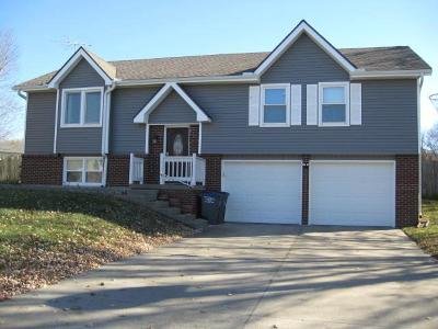 Harrisonville Single Family Home Contingent: 903 Parkridge Street
