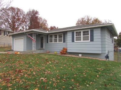 Buchanan County Single Family Home For Sale: 3210 Morningside Drive