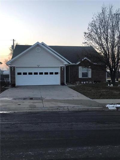 Harrisonville Single Family Home For Sale: 3112 Prairie View Drive