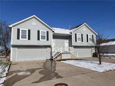 Cass County Multi Family Home For Sale: 1202 Granada Drive