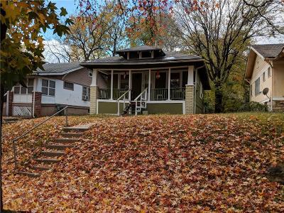 Kansas City MO Single Family Home For Sale: $44,000