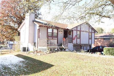 Single Family Home For Sale: 11442 N Virginia Avenue
