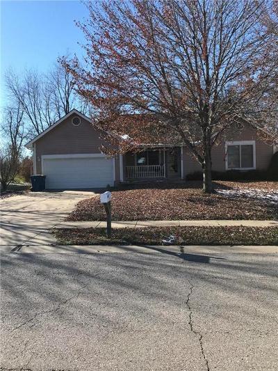Kearney Single Family Home For Sale: 1800 Sunset Drive