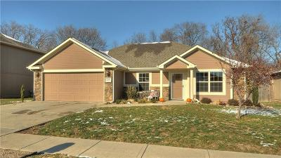 Grain Valley Single Family Home For Sale: 1606 NW Hilltop Lane