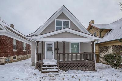 Johnson-KS County, Jackson County Single Family Home For Sale: 4319 Jarboe Street