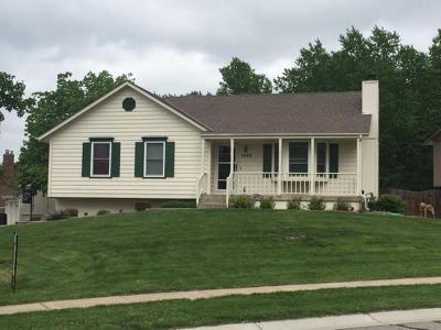 Lee's Summit MO Single Family Home For Sale: $184,900