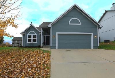 Kansas City Single Family Home For Sale: 1406 N 130th Terrace